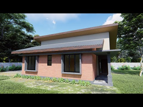 Pin By The House Planet On 3d Walkthrough Animation Small House Design House Design Small House