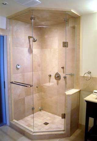 Shower Door Tub Enclosers A P Custom Kitchens Bathroom
