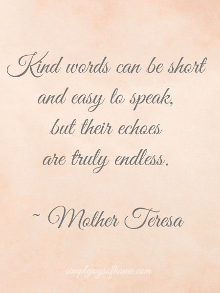 Let Us Oft Speak Kind Words   25 January 2021 - LDS Daily