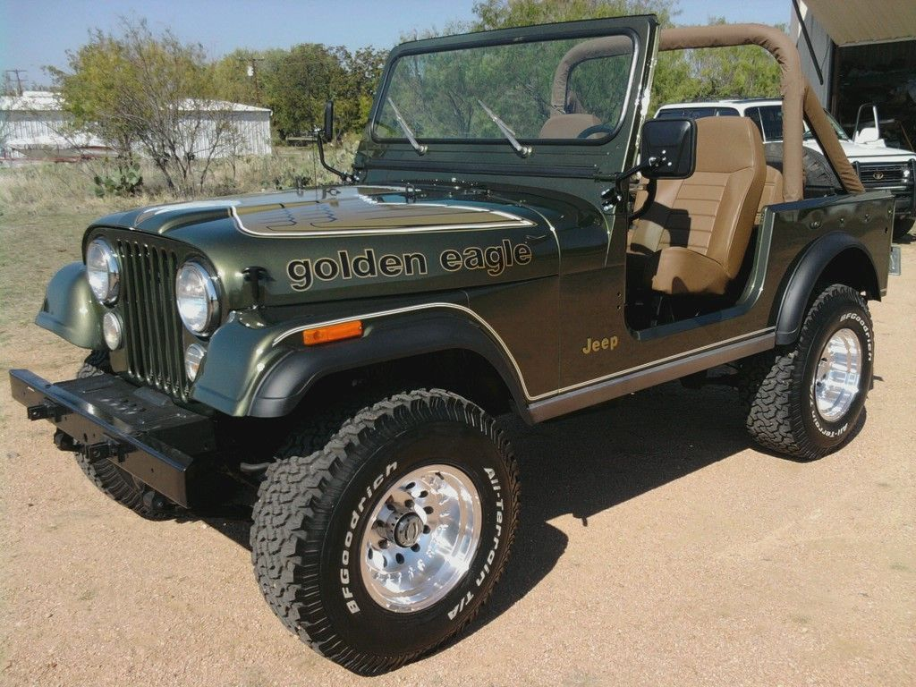 hight resolution of loden green 1979 amc jeep