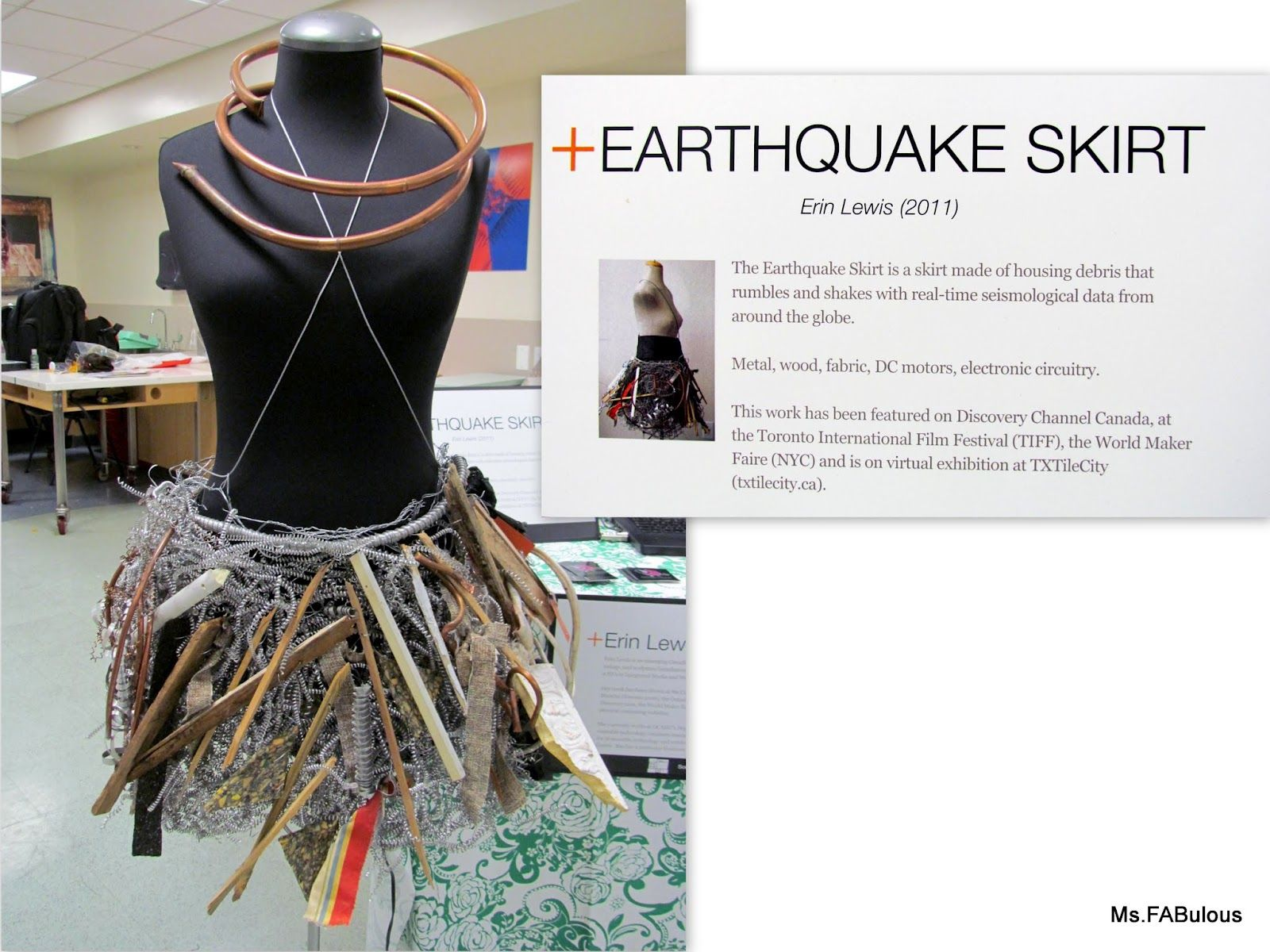 Makerfaire - Wearable Tech Fashion | Tech and Fashion