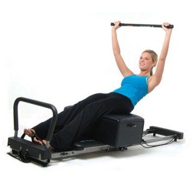 Stamina Pilates Box And Pole Pilates No Equipment Workout Fun Workouts