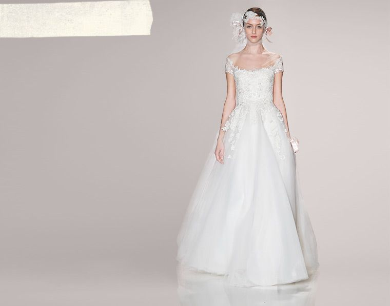 Nordstrom.com - Reem Acra Collection Wedding Dress Lookbook ...
