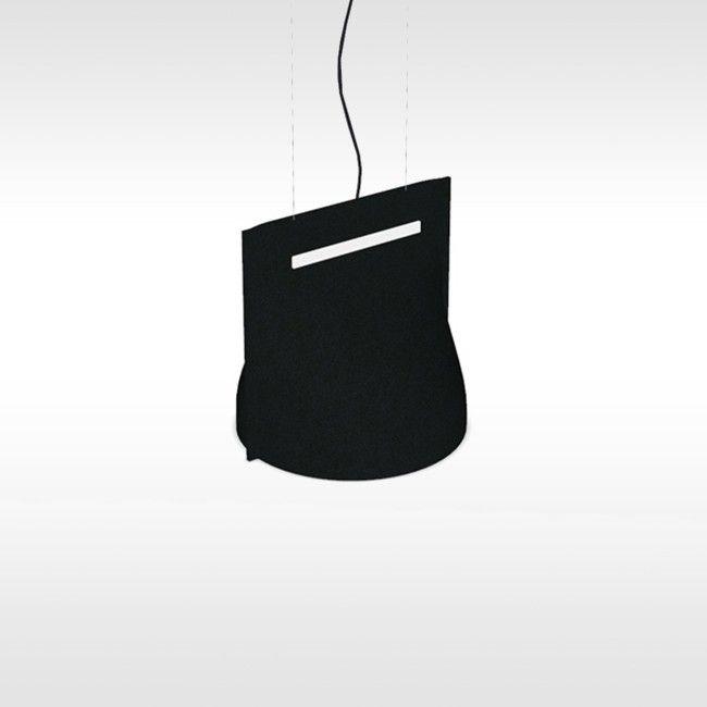Buzzispace Akoestische Hanglamp Buzzibell Wit Frame Door Chris Hardy Hanglamp Lampen Vergadertafel
