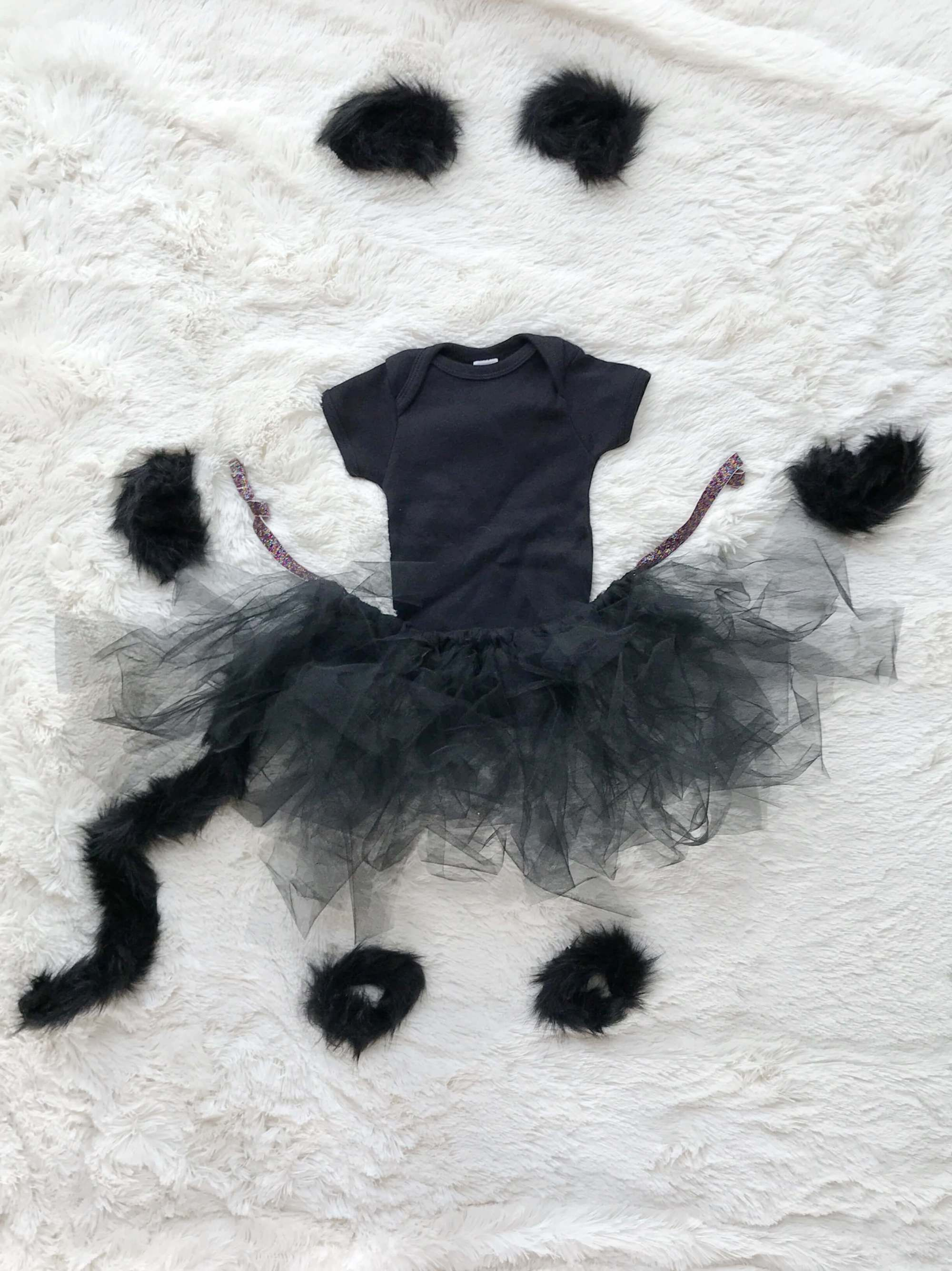 Quick Easy And Cheap Last Minute Halloween Costure For Toddler