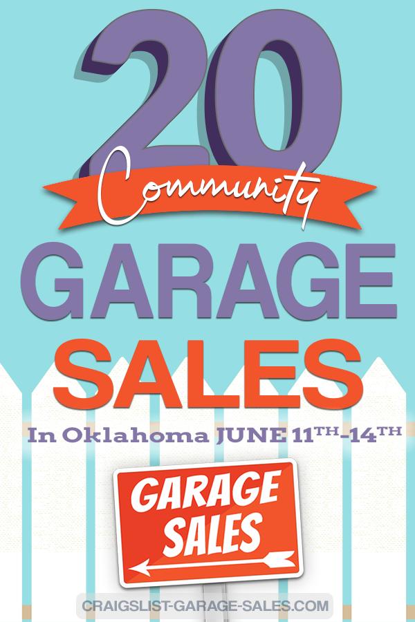 Pin on City-Wide, Multi-Family & Neighborhood Garage Sales