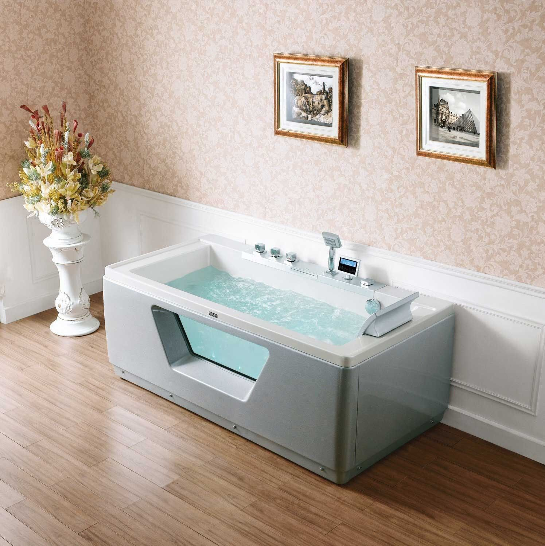 Hampshire Luxury Whirlpool Tub | Decor | Pinterest | Bathtubs, Tubs ...