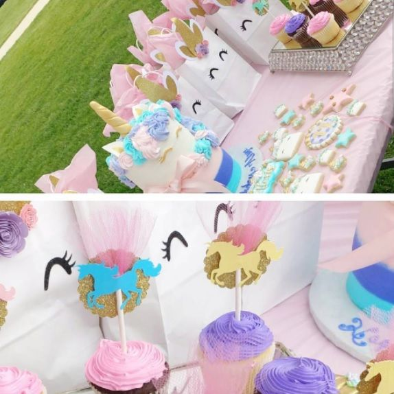 Pin by Lovely Letters on Unicorn Birthday Party / Magical