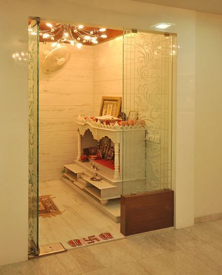 Pooja Room Designs in Hall Pooja Room Pooja roomDecorations