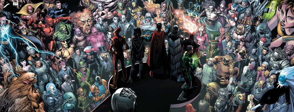Secret Society Of Super Villains Screenshots Images And Pictures Comic Vine 4k Wallpapers For Pc Wallpaper Pc Dc Comics