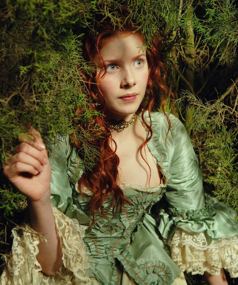 Ten Most Beautiful Red Headed Actresses  Red Headed -5833