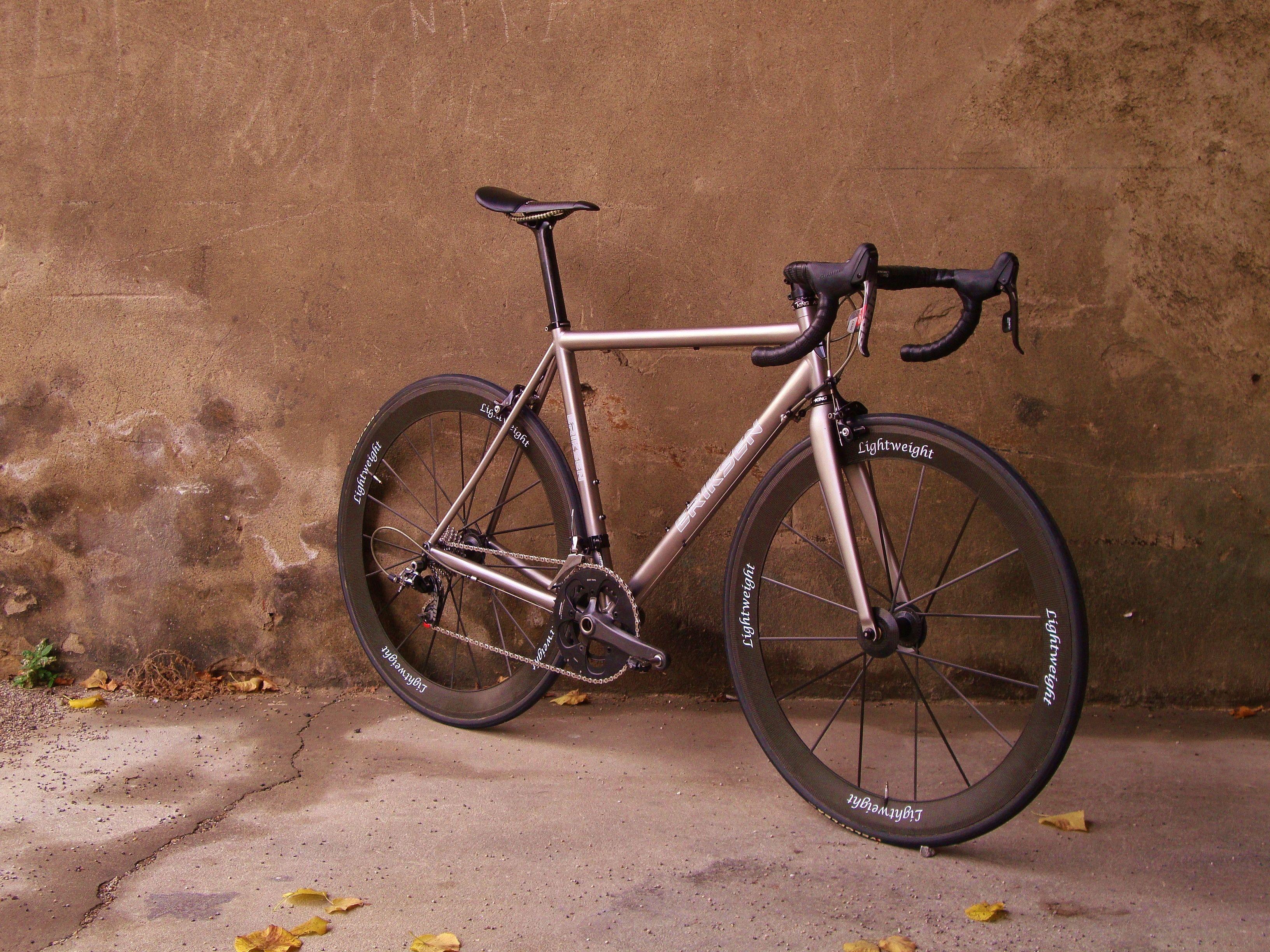 Pin By Luis Firmo On Bike Touring In 2020 Titanium Bike