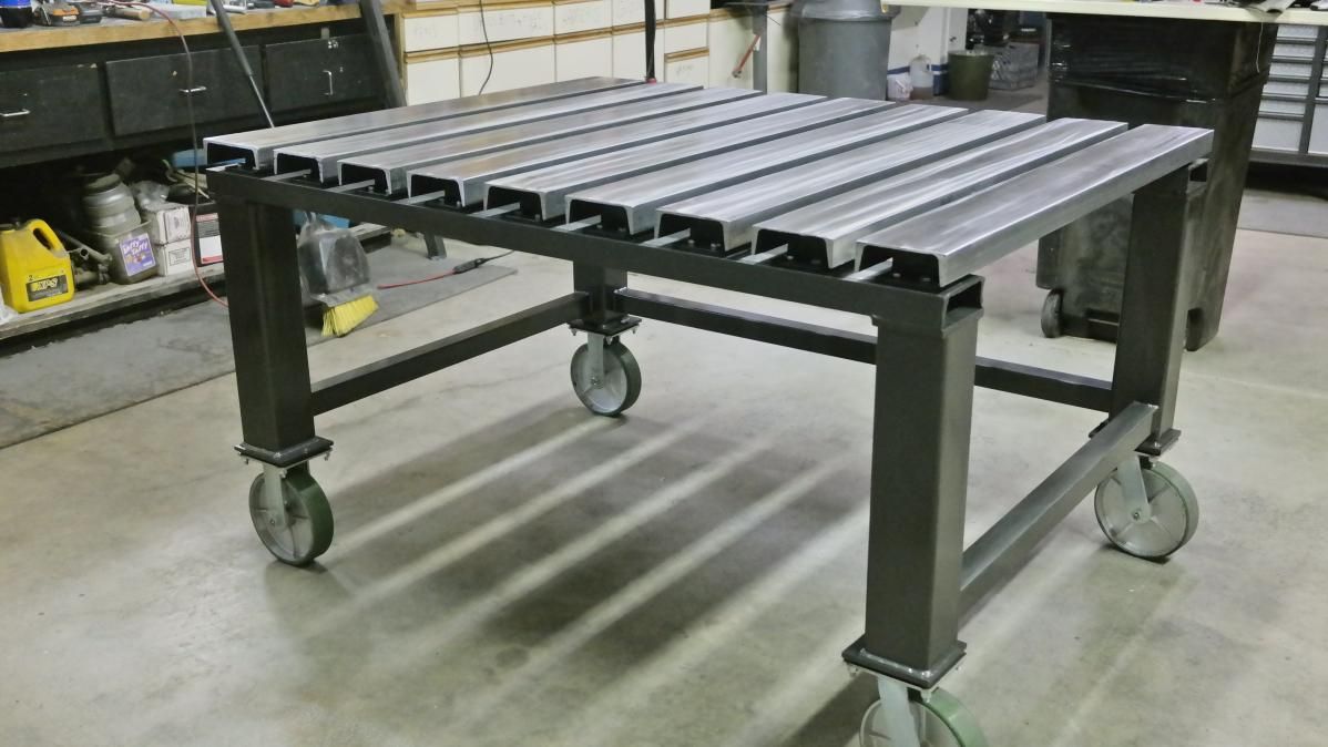 Welding Bench Ideas Part - 25: Here Are Five Fun And Creative Welding Projects That Beginner Welders Can  Undertake At Home.