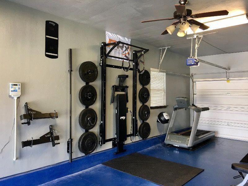 Home gym design guide