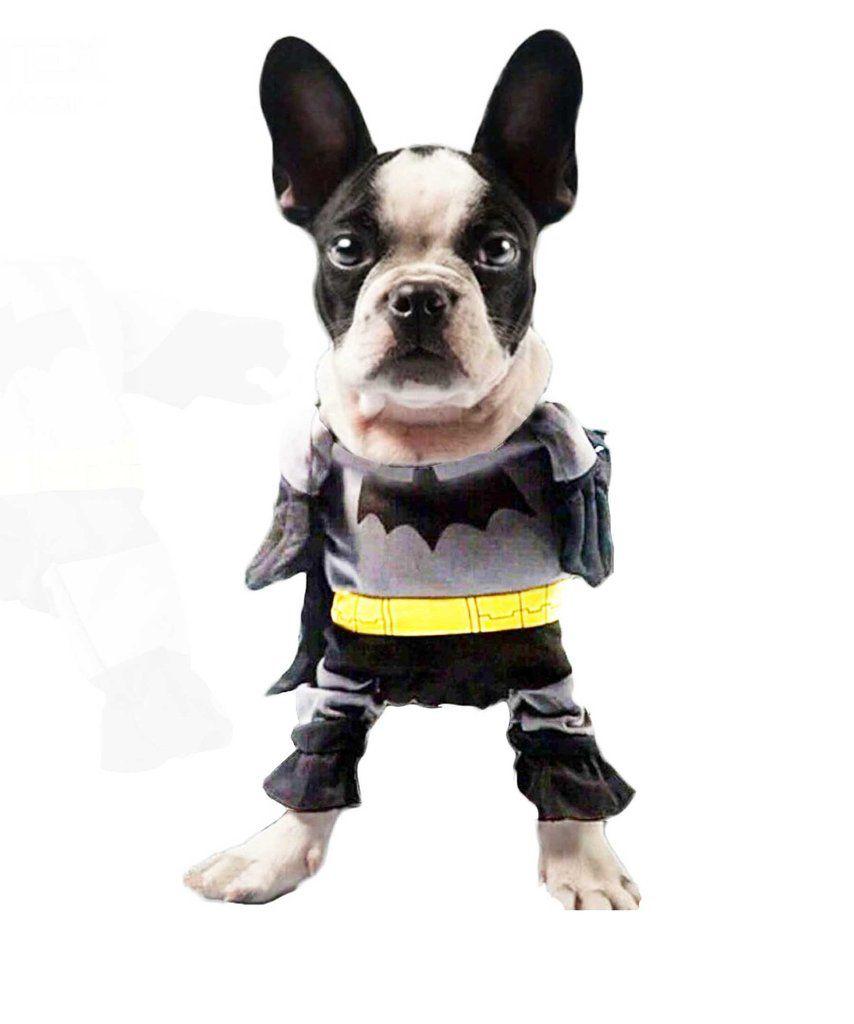 Batman Walking Dog Costume Batman Dog Costume Batman Dog Small