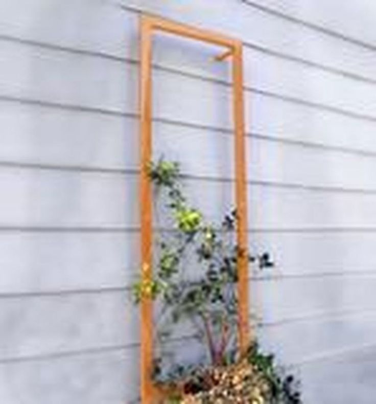 Pergola Design Ireland: Cool DIY Garden Trellis Ideas 25