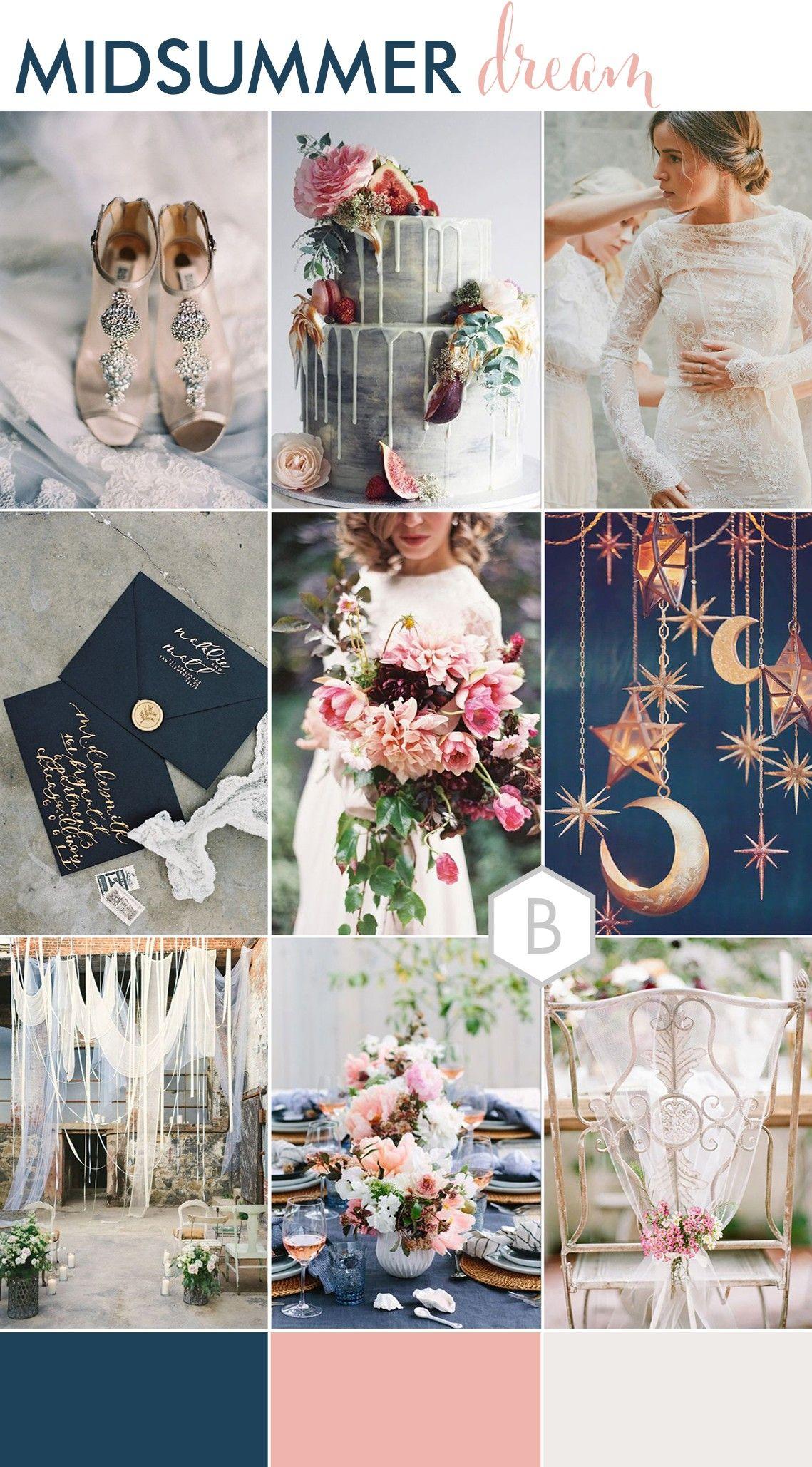 Top Summer Wedding Color Combinations - KnotsVilla Beach ...