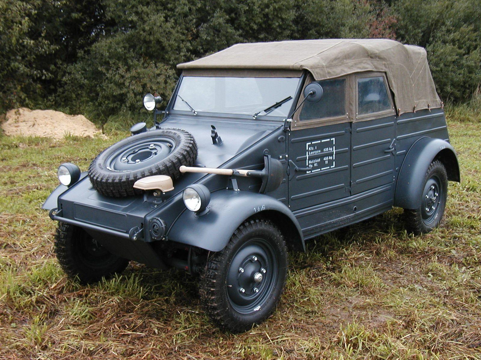 volkswagen type 82 k belwagen wehrmacht. Black Bedroom Furniture Sets. Home Design Ideas