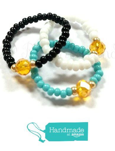 Midi Beaded Ring, Stretch Ring, Stackable Ring, Handmade, Custom, Beaded Jewelry, Mother's Day Gift, Bridesmaids Gift from R&R's Wrist Candy http://www.amazon.com/dp/B01633B1UU/ref=hnd_sw_r_pi_dp_9a-vwb0TPAR87 #handmadeatamazon