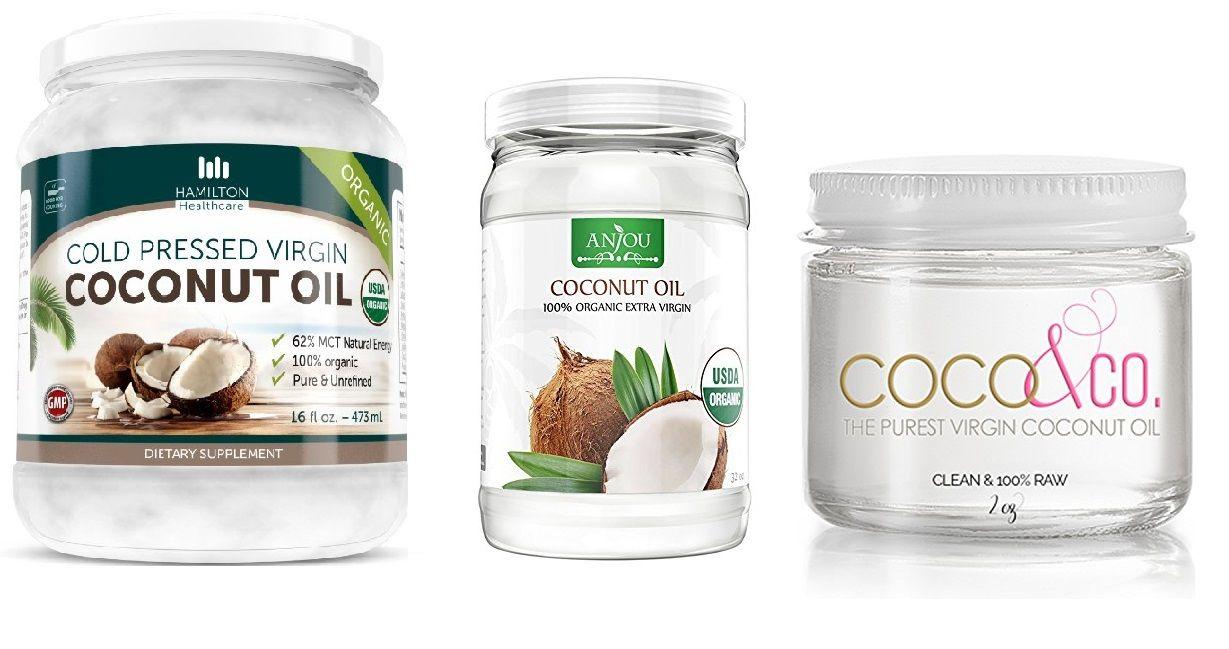 Pin On Best Coconut Oil Brands