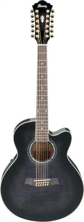Ibanez Ael 2012 Etks Guitar Acoustic Guitar Ibanez Acoustic Guitar