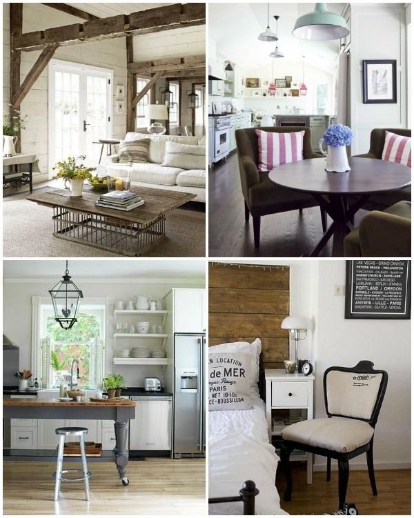 Industrial Cottage Style Cottage Style Home Decor Cottage Interiors