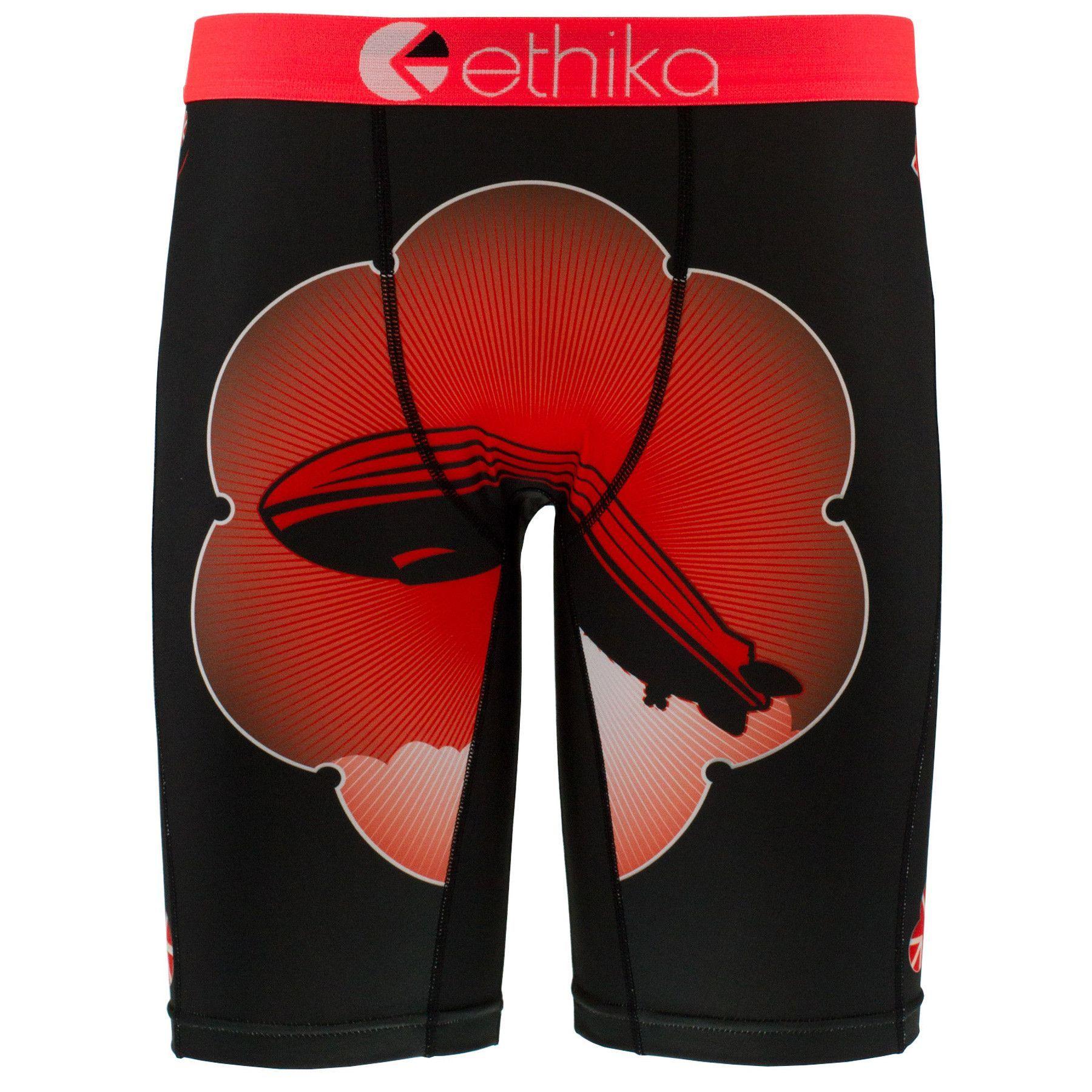 2b7dbcdd01 Ethika Men s Ca h Mirror The Staple Fit Boxer Brief Underwear