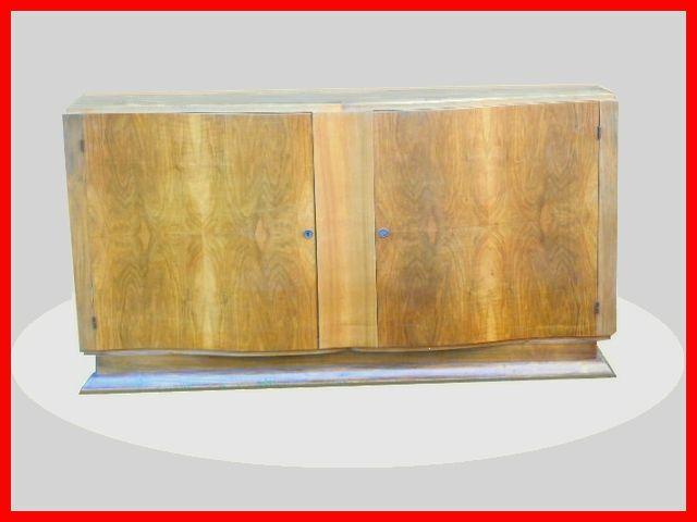 Buffet Art Deco Etroit Vie Anterieure Mobilier Decoration Du Xxe Siecle Mobilier Authentiq Vintage Design Mobilier De Salon Meuble Vintage