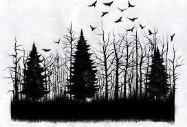 Картинки по запросу тату черный лес