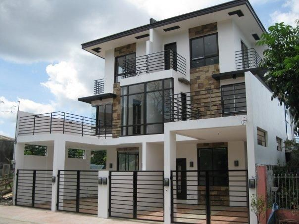 New Well Designed 3 Storey Duplex House Apartments Exterior Architecture House Double Storey House