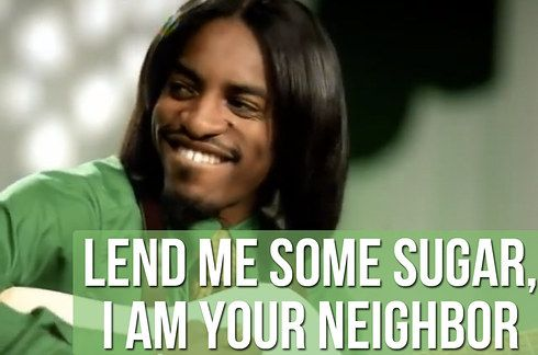 """""""Hey Ya"""" by Outkast 