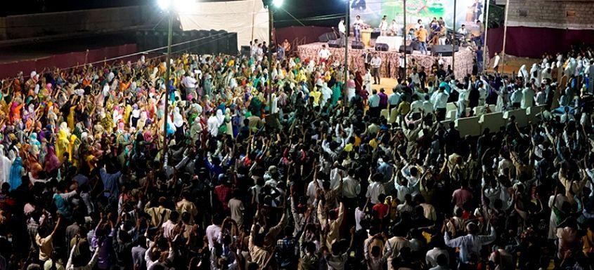 С 29 по 31 июля в пакистанском городе Карачи христианской миссия «Новое поколение» порвела масштабный…