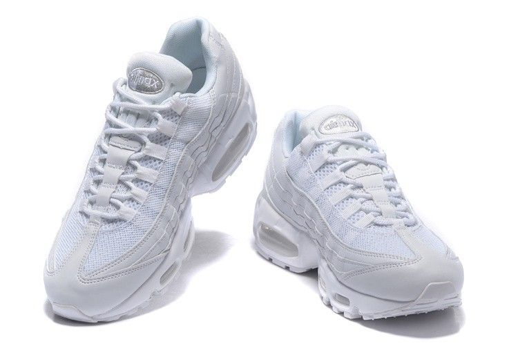 best service 7b723 c66c5 Mens Casual Shoes Nike air max 95 Essential 807443-015 White