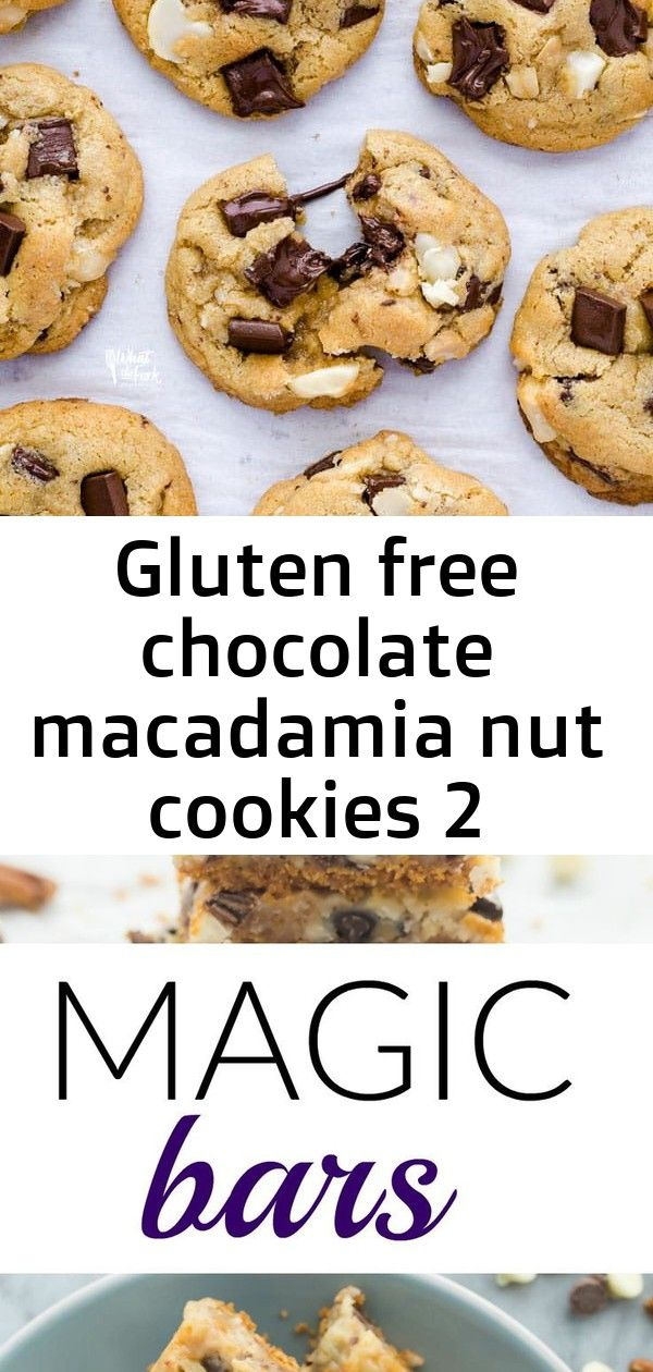 Gluten free chocolate macadamia nut cookies 2 These gluten free Chocolate Macadamia Nut Cookies are a HUGE hit every time I make them I prefer making these with semisweet...