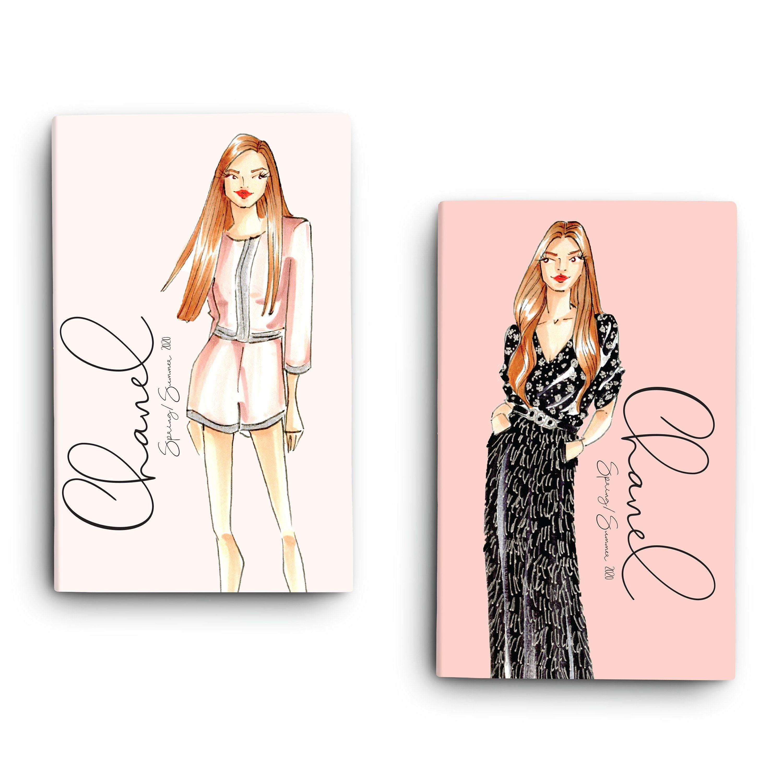 Chanel Notebooks Fashion notebooks small notebooks fashion
