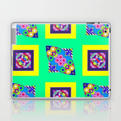 Ayotunde Afolayan Laptop & iPad Skin by Project Isabella - $25.00