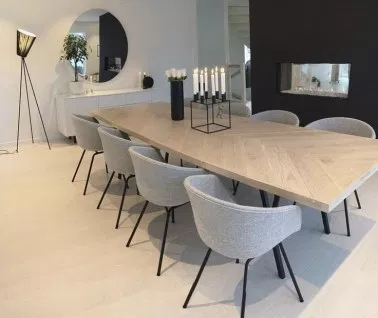 Inspirational Design And Creating The Perfect Dining Room 15 Decoration Salon Salle A Manger Inspiration Salle A Manger Table A Manger Salon