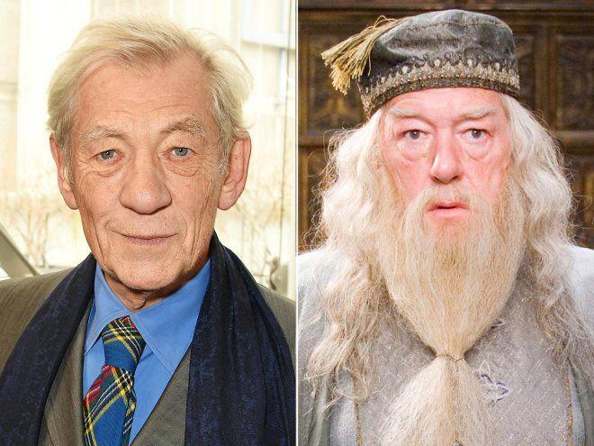 Ian Mckellen Explains Why He Passed On Playing Dumbledore In Harry Potter Ian Mckellen Ian Mckellen Dumbledore Dumbledore