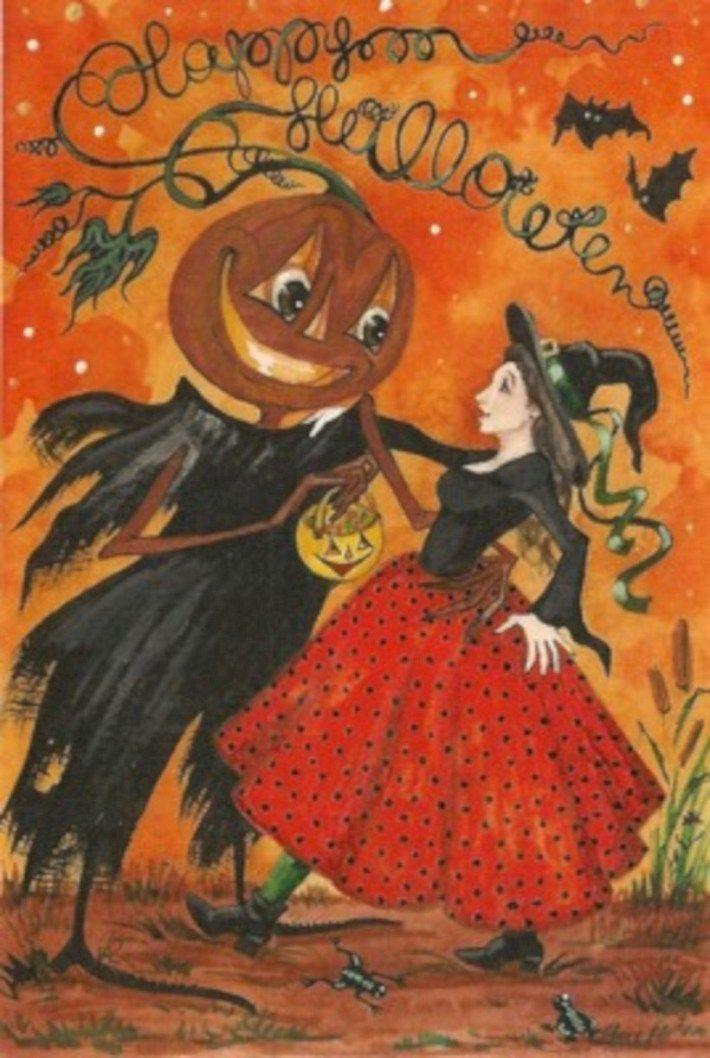 55 Beautiful Vintage Halloween Decoration Ideas Vintage halloween - vintage halloween decorating ideas