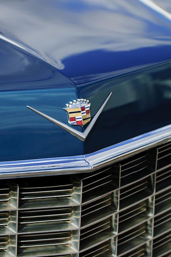 6bddab7a0 1969 Cadillac Hood Emblem by Jill Reger   x google
