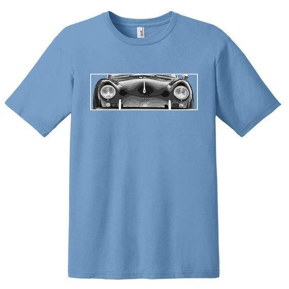 Porsche 356 Speedster Shirt, Unisex Car Shirt, Car Enthusiast, Car Design T-shirt, Classic Car Gift for Men, Automobilia