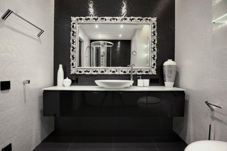 Espejos para baños modernos - 38 modelos con estilo | Pinterest ...