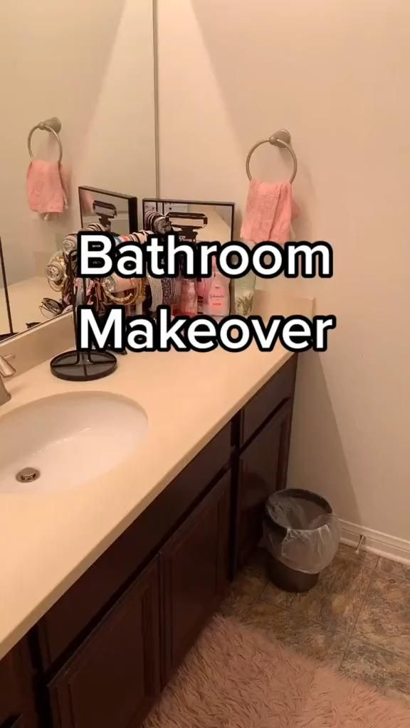 Photo of Bathroom Makeover