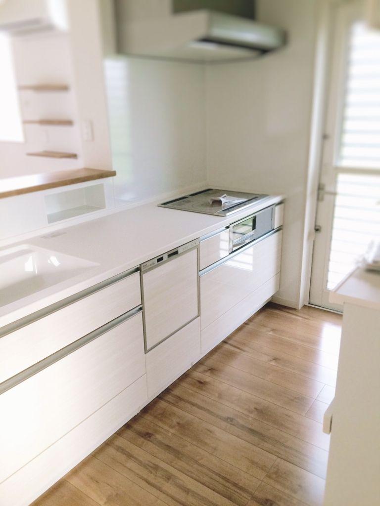 キッチンマットを敷かない理由 システムキッチン キッチンマット