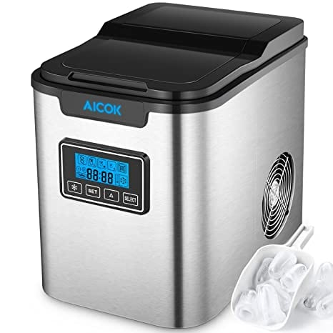 Top 10 Countertop Ice Makers In 2020 All Top Ten Reviews In 2020