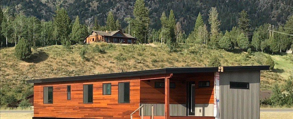 Alpine 2 modular homes california backyard office