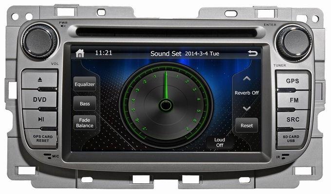 Car DVD gps radio multimedia navigation for Brilliance FSV ...