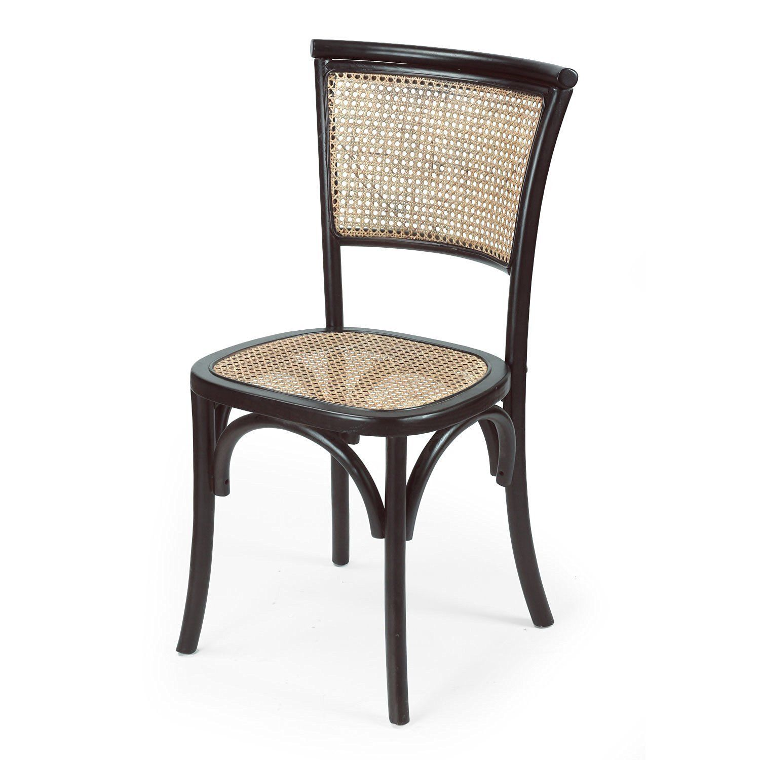 Enjoyable Antique Vintage Rattan Solid Elm Wood Dining Chair Set Of Ocoug Best Dining Table And Chair Ideas Images Ocougorg