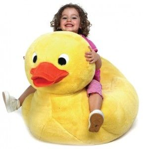 Swell Giant Duck Bean Bag Chair The Only Chair I Would Ever Need Squirreltailoven Fun Painted Chair Ideas Images Squirreltailovenorg