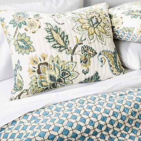 Greyson Quilt And Sham Set - homthreads™  Target BBB QUILTS
